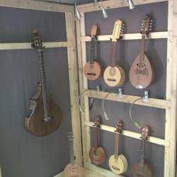 Instruments exposés