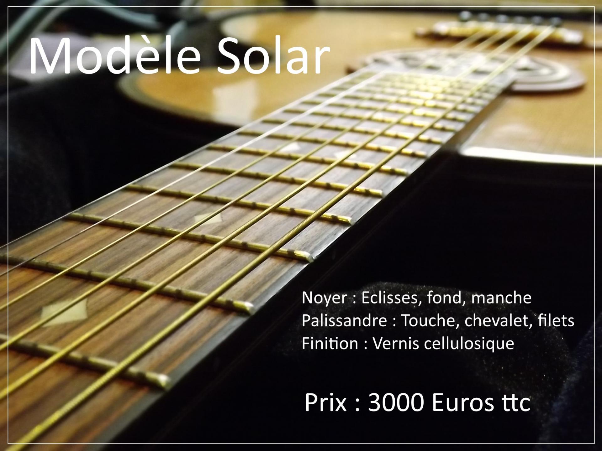 Modele solar